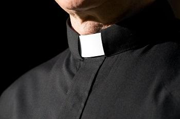 pastor collar